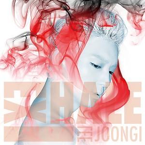 韓国音楽 イ・ジュンギ(ミニアルバム)- EXHALE...