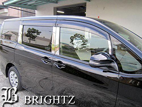 BRIGHTZ トヨタ ヴォクシー 80 85 超鏡面ステンレ...