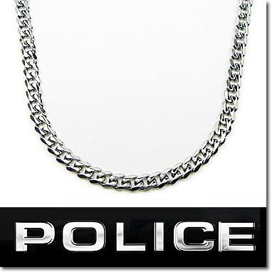 ポリス ネックレス POLICE SIN 25490PSS01 シルバ...