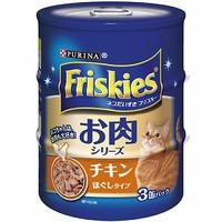 激安特売中【ネスレピュリナ】フリスキー缶 チキ...