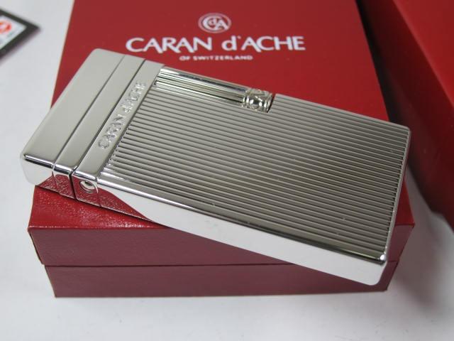 【豪華】CARAN d'ACHEカランダッシュ ライター#CD...