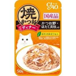 【いなばペット】焼かつおディナー かつお節・ほ...