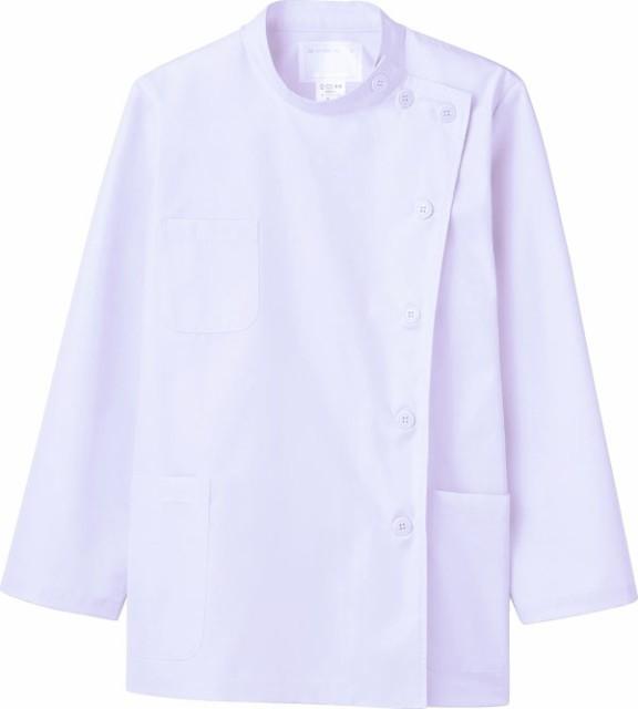 女性用ケーシー型白衣【長袖】52-001