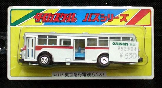ニシキ ダイカスケール バスシリーズ【No.112 東...