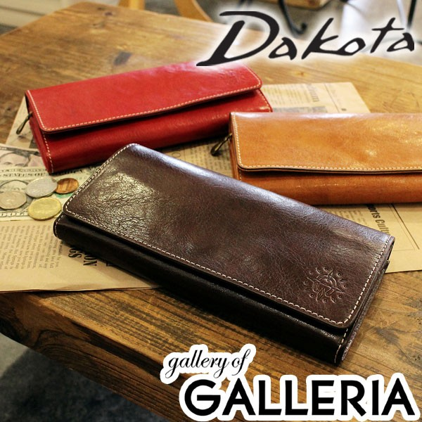 【即納】【送料無料】ダコタ Dakota 財布 長財布 ...