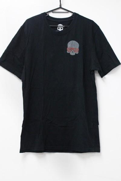 ★ハイドロゲン メンズ 半袖Tシャツ XL ブラック★