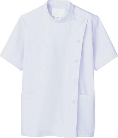 女性用ケーシー型白衣【半袖】52-002
