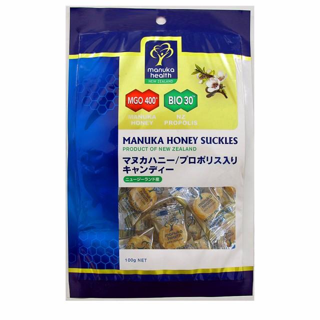 ◆プロポリス&マヌカハニーMGO400+キャンディー ...