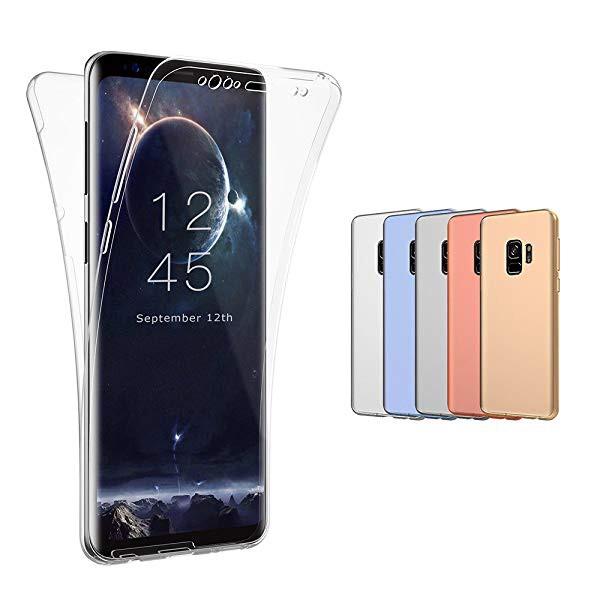 Samsung Galaxy S9+/S9 Plusケースカバー 360度全...