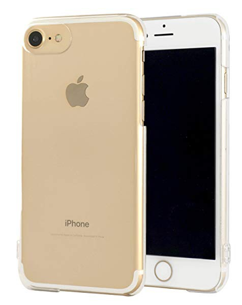 iPhone 8 iPhone 7 iPhone 6 共用ケース クリア ...