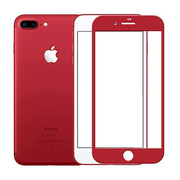 iPhone 8 plus ガラスフィルム 全面保護 高透過率...