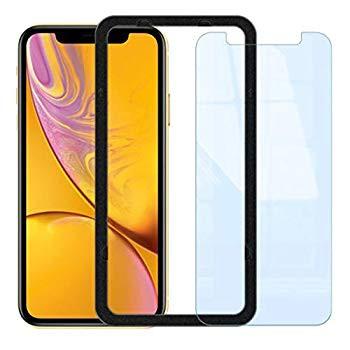 iPhone 11 / iPhone XR ブルーライトカット ガラ...