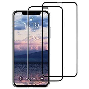 [2枚セット] iPhone 11 Pro ガラスフィルム/iPhon...