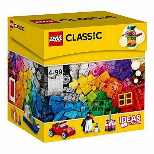 レゴ (LEGO) クラシック アイデアパーツ スペシャ...
