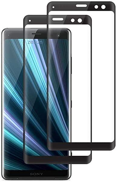 Sony Xperia XZ3 ガラスフィルム [2枚セット] Son...