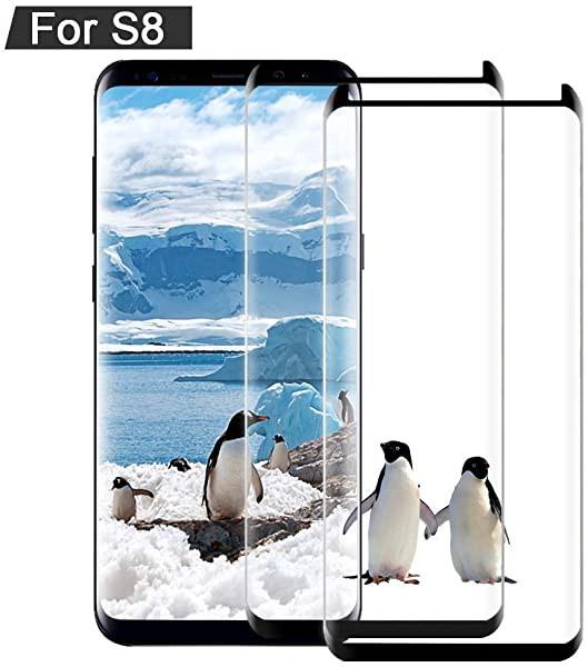 Galaxy S8 ガラスフィルム,[2020年人気売れ筋商品...