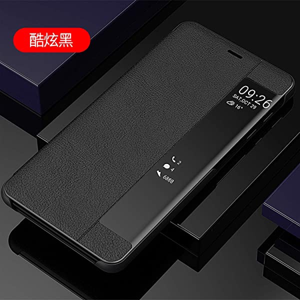 Galaxy Note9のケース 手帳型 ミラー 知能休眠 お...
