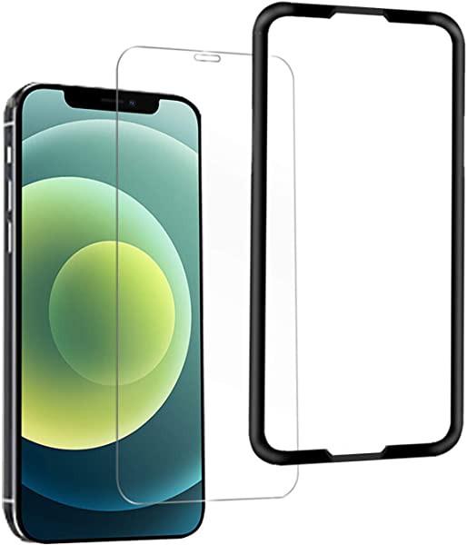 iphone 12 mini ガラスフィルム 強化ガラス 全面...