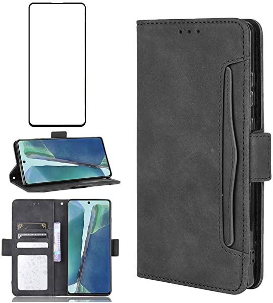Galaxy S20 FE 5G 手帳型 ケース 1枚保護フィルム...