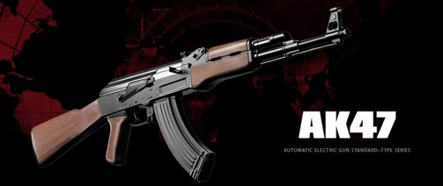 東京マルイ AK47(アブトマット・カラシニコフ47...
