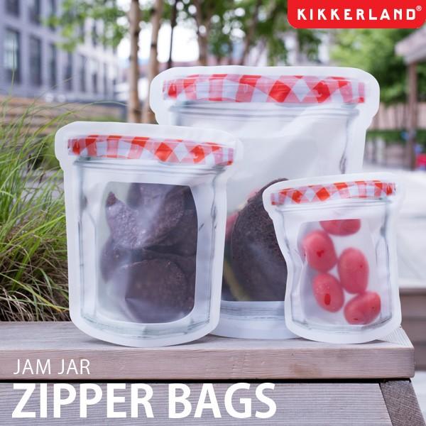 【KIKKERLAND/キッカーランド】JAM JAR ZIPPER BA...