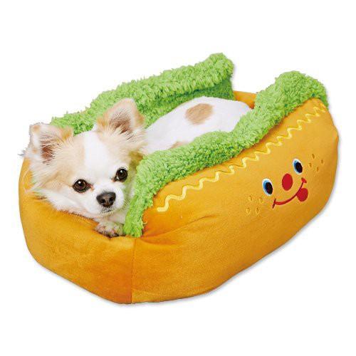 犬ベッド【ポンポリース】キャラクターカドラーホ...