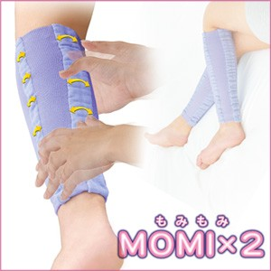 【メール便送料無料】 MOMI×2(モミモミ) 2枚組...