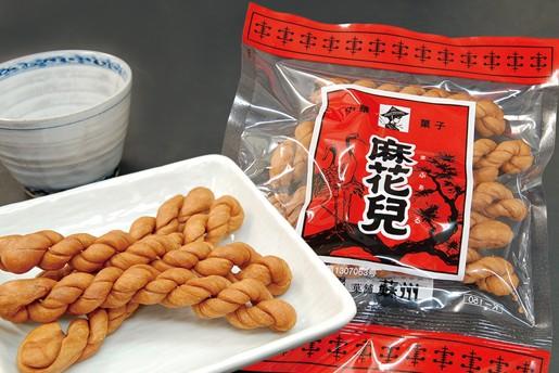 送料無料★長崎中華菓子 麻花兒 150g×6 お菓子 ...