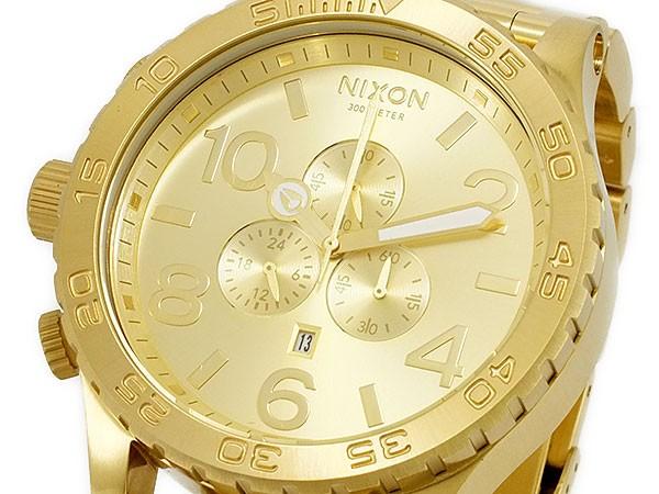 ニクソン NIXON 51-30 クロノ CHRONO クロノグラ...