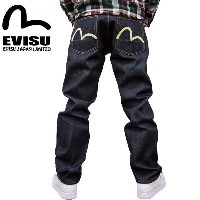 EVISU(エヴィス エビス )X WAREHOUSE(ウ...