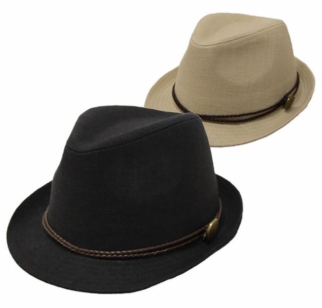 【送料無料★1,500円】中折れハット(帽子 メンズ...