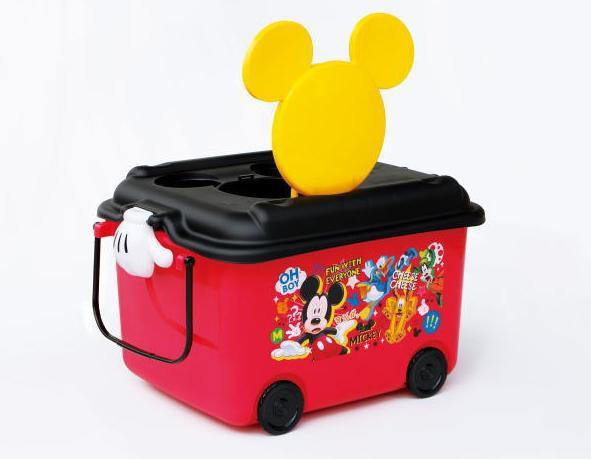ミッキーマウス のおもちゃ箱 [おもちゃ箱] (4904...