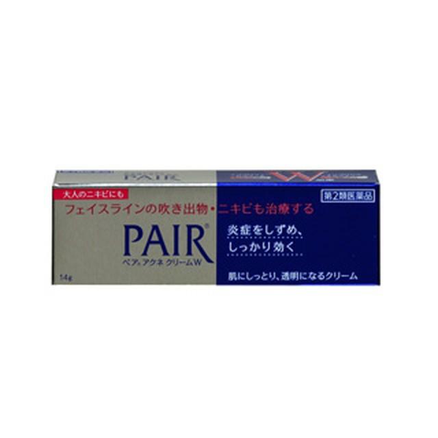 【第2類医薬品】ペアアクネ クリームW 14g