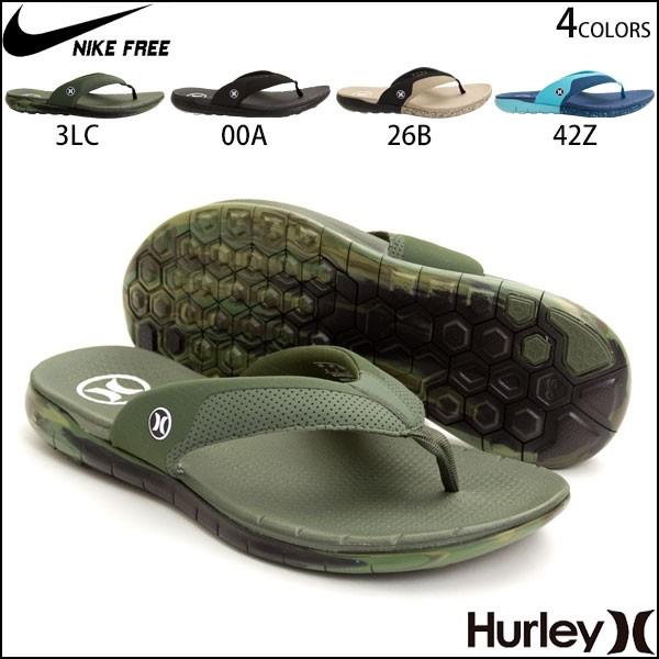 HURLEY ハーレー メンズ サンダル PHANTOM FREE S...