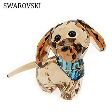 スワロフスキー 5063336 Puppy Dixie ダックスフ...