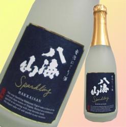 【新潟県:八海酒造】八海山 発泡にごり酒 720m...
