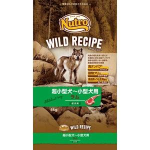【ナチュラルチョイス】ワイルドレシピ 超小型犬...