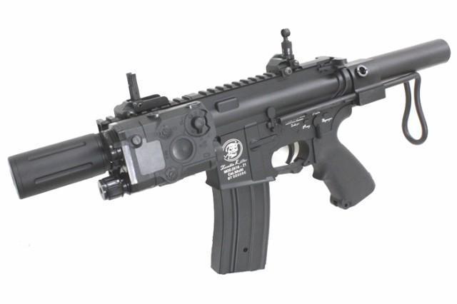 【CQBフェア】S&T BABY M4 電動ガン(M231ストッ...