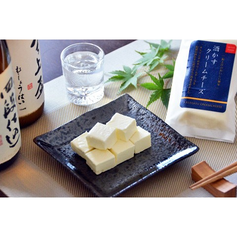 送料無料★酒かすクリームチーズ 3個セット おつ...