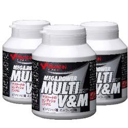 メガパワー マルチビタミン&ミネラル 150粒 x...