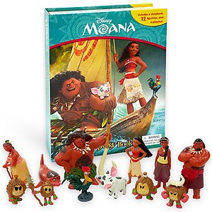 (英語版)海外書籍 「Disney Moana My Busy Book...