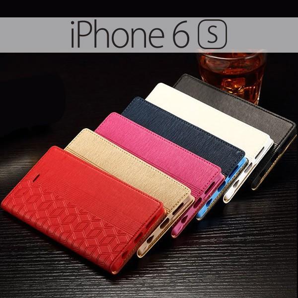 c6da2682dc iPhone6 iPhone6s ケース 手帳型ケース 通話対応 レザーケース スマホケース スマホカバー シンプル おしゃれ アイフォン6