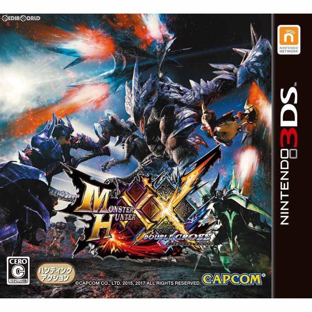*新品*【3DS】モンスターハンターダブルクロス