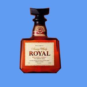 サントリー ウイスキー サントリー ローヤル 43°...