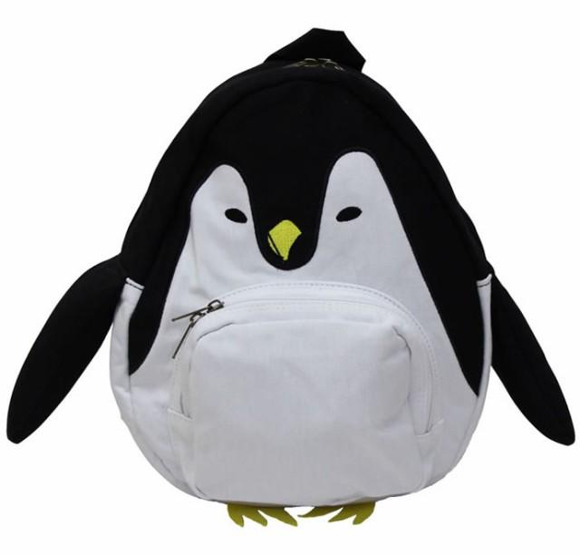 【KIDS キッズ 子供 カバン】ペンギンリュッ...