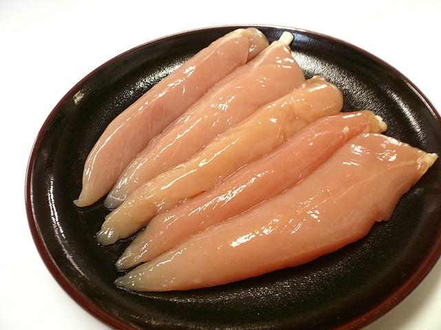 九州産▲若鶏 ささみ[約1Kg(約500g×2袋)]☆...