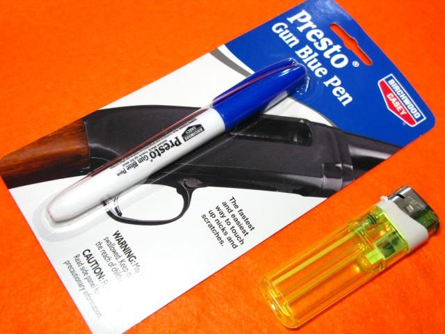 【遠州屋】 Presto Gun Blue Pen ガンブルーペン ...