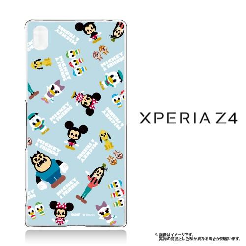 519a8f0d67 Xperia Z4 (SO-03G SOV31 402SO) クリアケース 【Disney/ディズニー】 「MICKEY&FRIENDS(ブルー)」 ( Z4-71596)の通販はWowma!(ワウマ) - M-factory 商品 ...