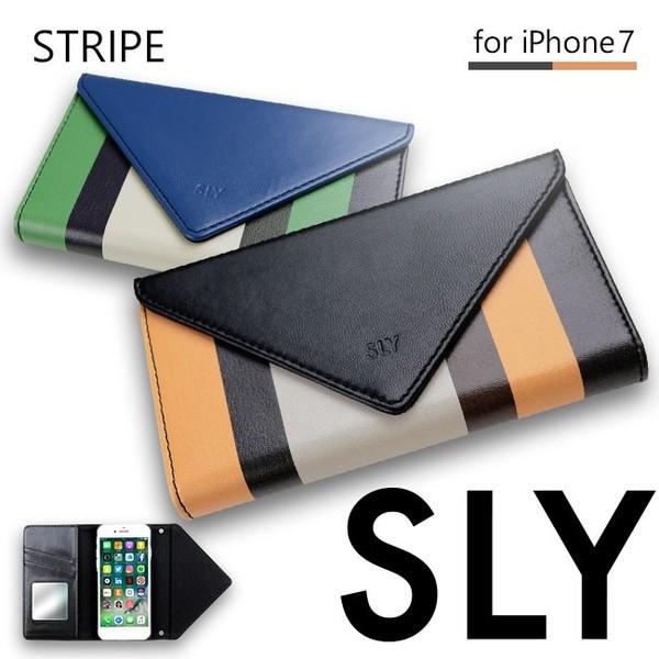 iPhone8 iPhone7/6s/6 【SLY(スライ)】「ストライ...