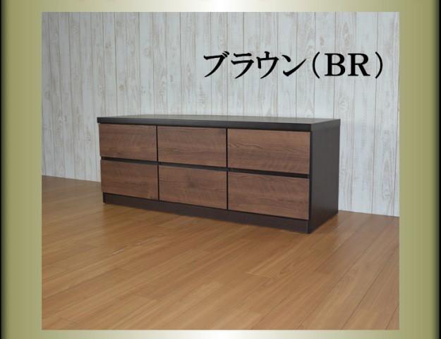 【国産品】120-2段ベンチチェスト レール付き整...